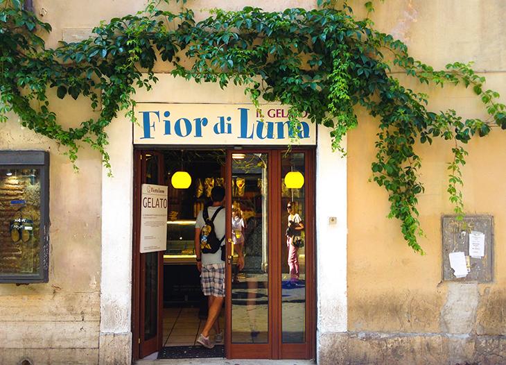 Fior di Luna Ice Cream - Your guide to Trastevere