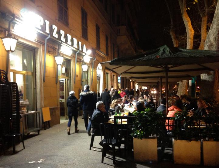 Tavolini Di Marmo Trastevere : Pizzeria ai marmi your guide to trastevere